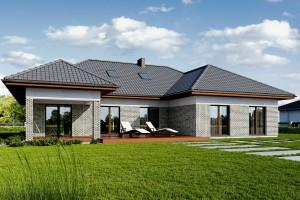 Projekt domu z możliwością rozbudowy