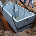 Na rynku spotykamy się z dwoma typami zbiorników na szambo