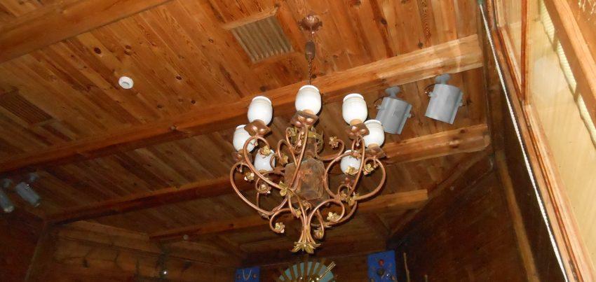 Oświetlenie wymagającego pomieszczenia