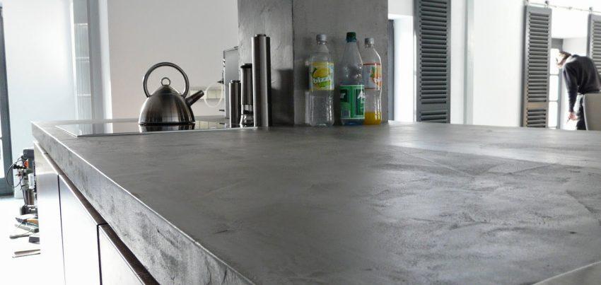 Blaty betonowe do kuchni