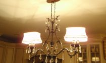 Sklep z lampami
